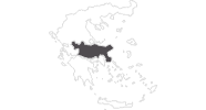 map of all travel guide in Central Greece