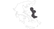map of all travel guide in the North Aegean