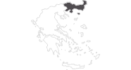 map of all travel guide in East Macedonia and Thrace