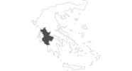 map of all travel guide in West Greece
