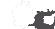 Karte der Webcams in St. Gallen