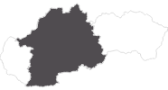 map of all travel guide in Central Slovakia