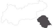 map of all travel guide in East Tyrol