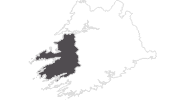 map of all travel guide in Kerry