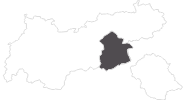 map of all travel guide in the Zillertal