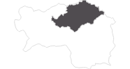 map of all travel guide in the Hochsteiermark