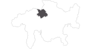 map of all travel guide in Chur