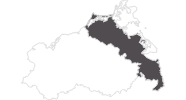 map of all travel guide in Western Pomerania