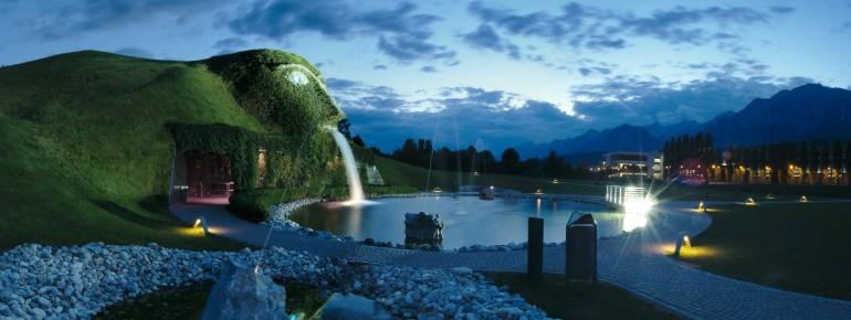 Die Swarovski Kristallwelten zählen zu den beliebtesten Sehenswürdigkeiten Österreichs.
