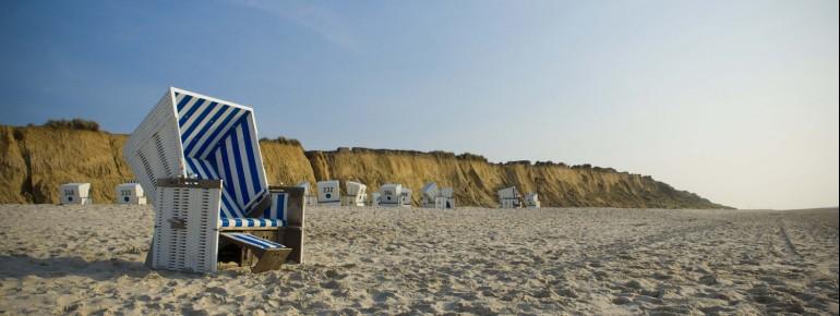 An Nord- und Ostsee laden zahlreiche Strände zum Entspannen ein.