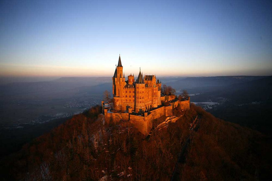 Tourist Attractions In Baden W 252 Rttemberg Landmarks
