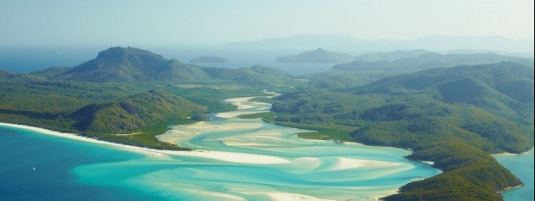 Whitehaven Beach, Whitsunday Islands, QLD 2014