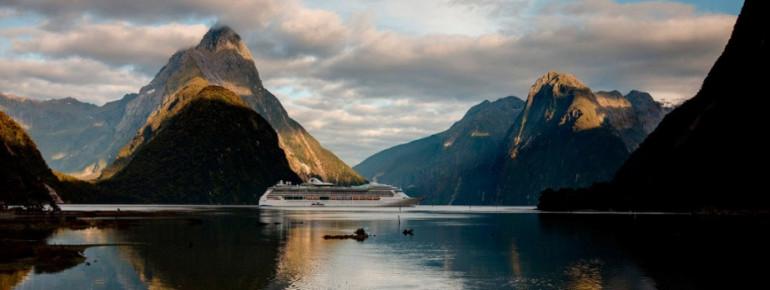 Der Milford Sound gehört als Teil des Fiordland-Nationalparks zum Weltnaturerbe der UNESCO.