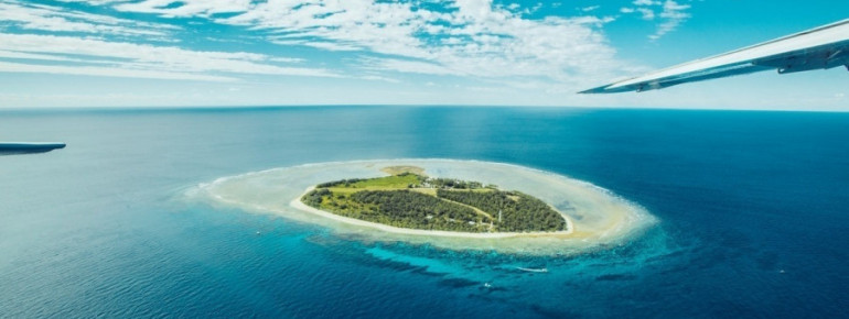 Lady Elliot Island im Great Barrier Reef