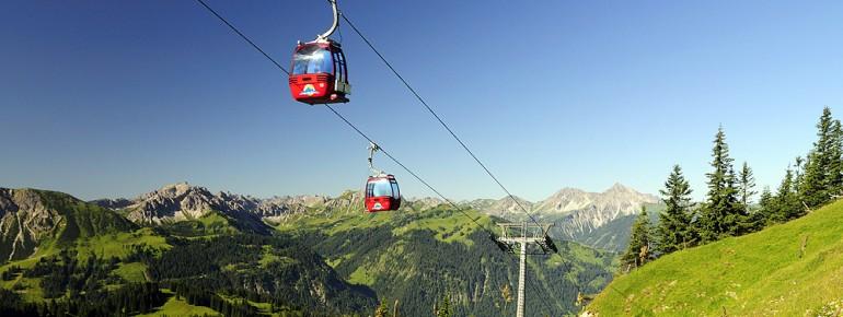 Über 500 Dreitausender zählt das Land Tirol.