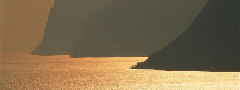 Das Nordufer des Gardasees
