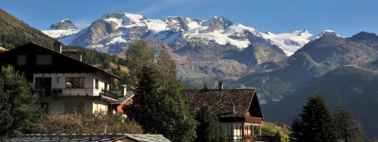 Antagnod im Aostatal