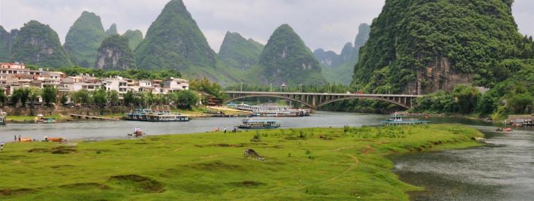 Guilin im Süden Chinas